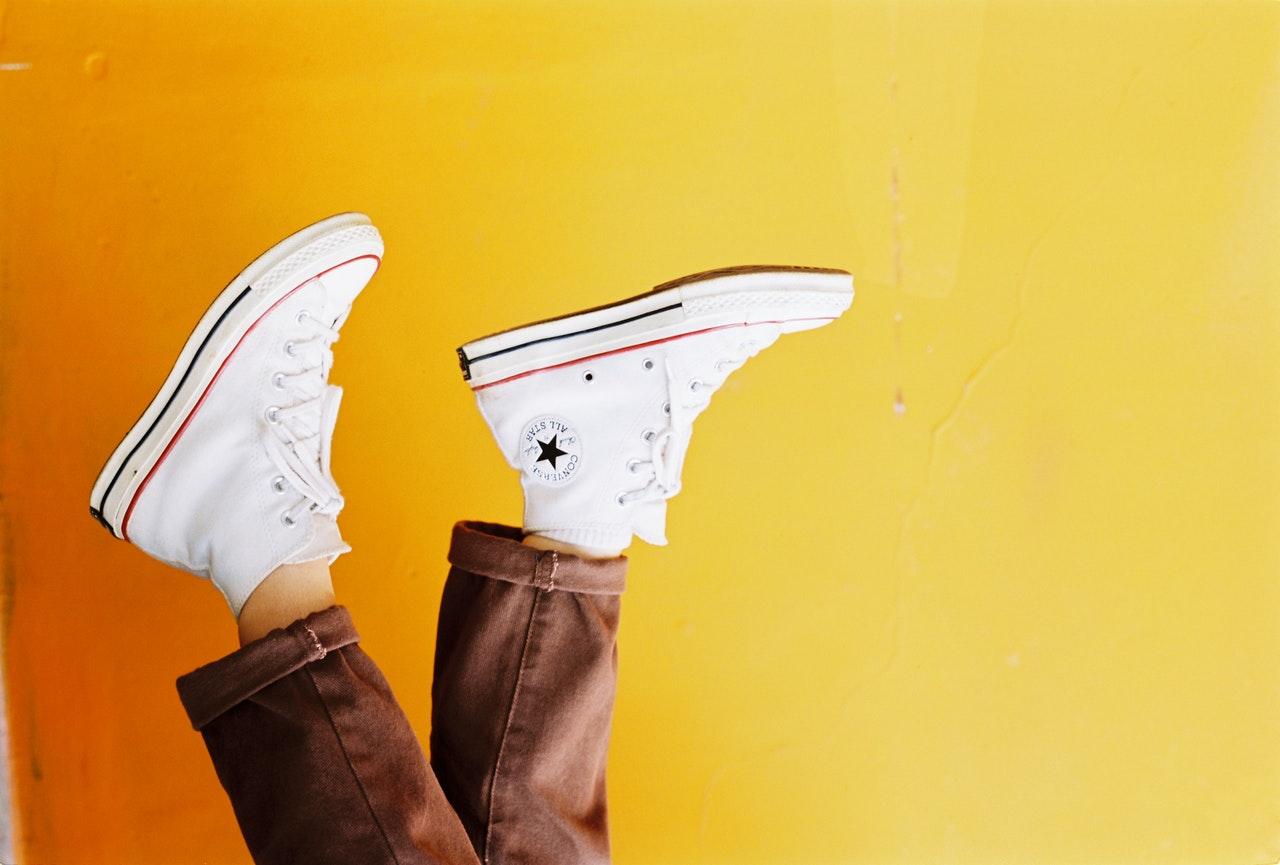 Deze schoenen kun je eindeloos combineren